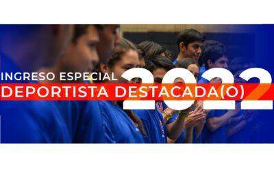 La Universidad de Chile inicia postulación a Ingreso Especial para Deportistas
